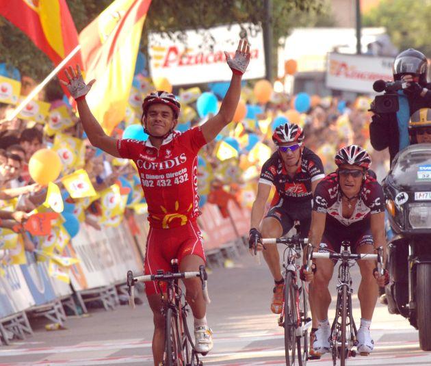 Tour of Spain 2007 st 16 Duque
