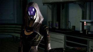 Mass Effect 2 romance Tali