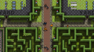Prison Architect's Going Green expansion.
