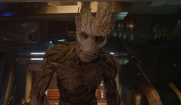 Groot Guardians of the Galaxy Marvel
