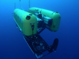the Nereus remotely operated vehicle