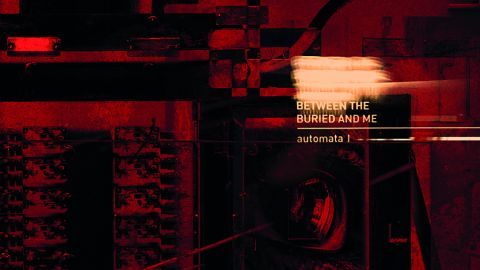 Cover art for Between The Buried And Me - Automata I