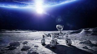 PT Scientists Google Lunar X Prize art
