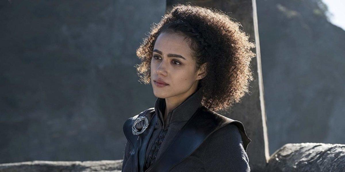 Nathalie Emmanuel on Game of Thrones