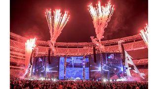 Meyer Sound LEO Family Powers Metallica Stadium Tour