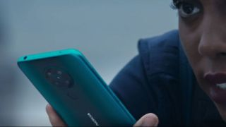 Nokia 10 in the new James Bond film, No Time to Die