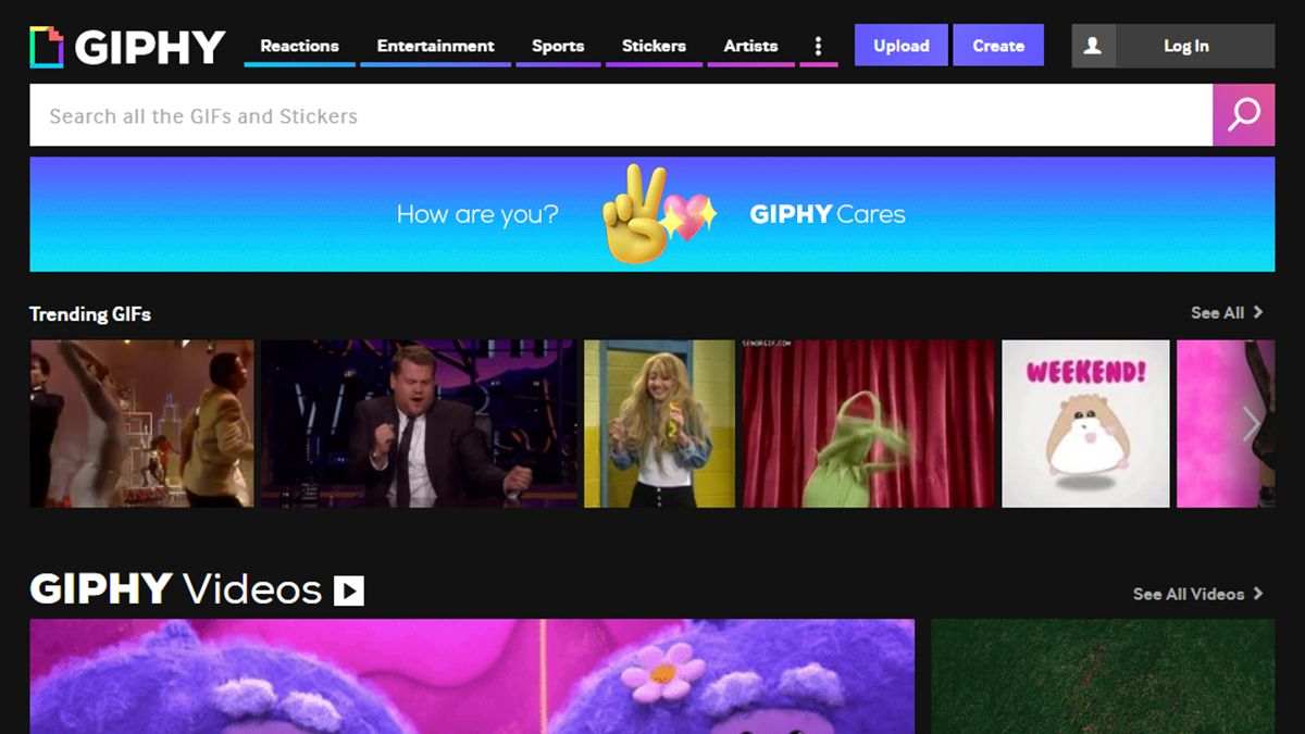 Image of article 'Facebook buys top GIF site Giphy for $400m and will add it to Instagram'