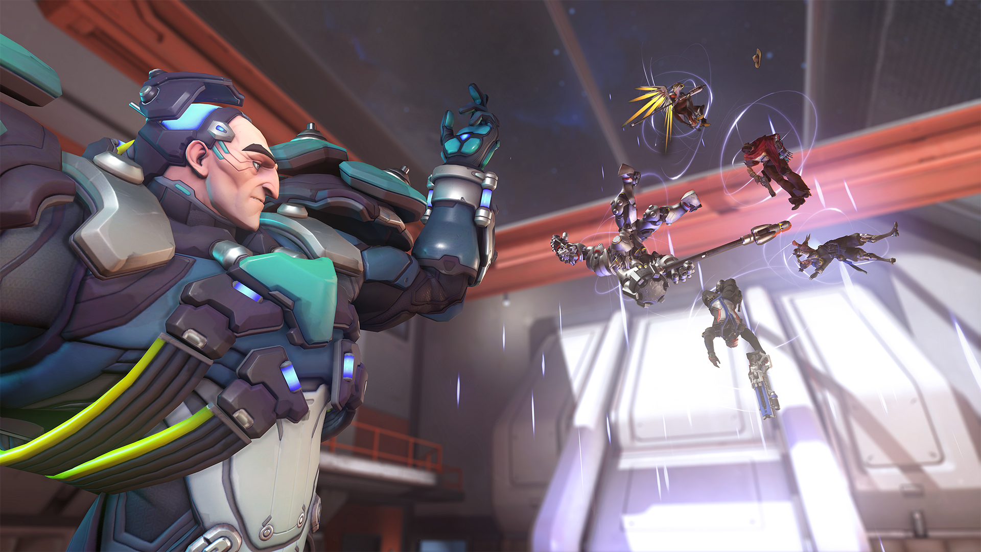 Overwatch 'remaster' patch makes changes to 13 heroes on the PTR | PC Gamer