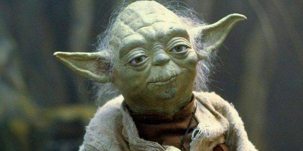 Yoda's back