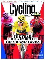 Cycling Weekly cover