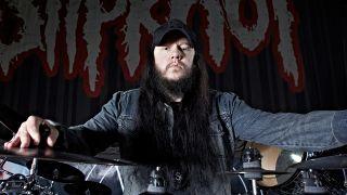 A portrait of Joey Jordison