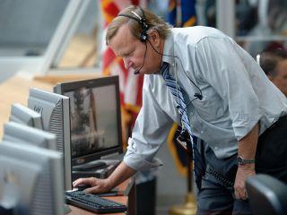NASA Shuttle Launch Director Michael Leinbach