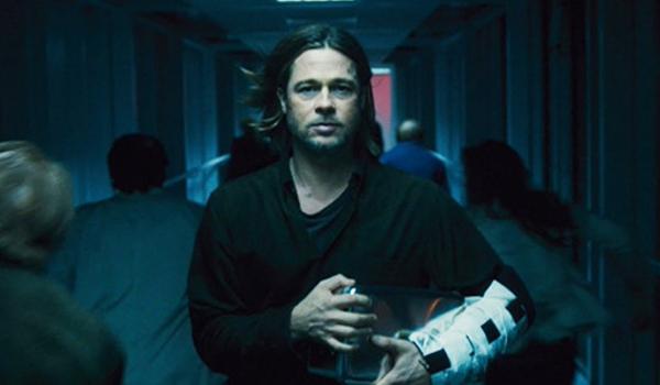 World War Z Brad Pitt Zombies