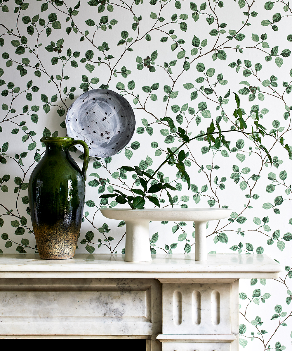 Botanical trend – botanical style is the interior design trend of the moment