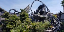 Big Things To Know About The Jurassic World VelociCoaster Now Open At Universal Orlando's Islands Of Adventure