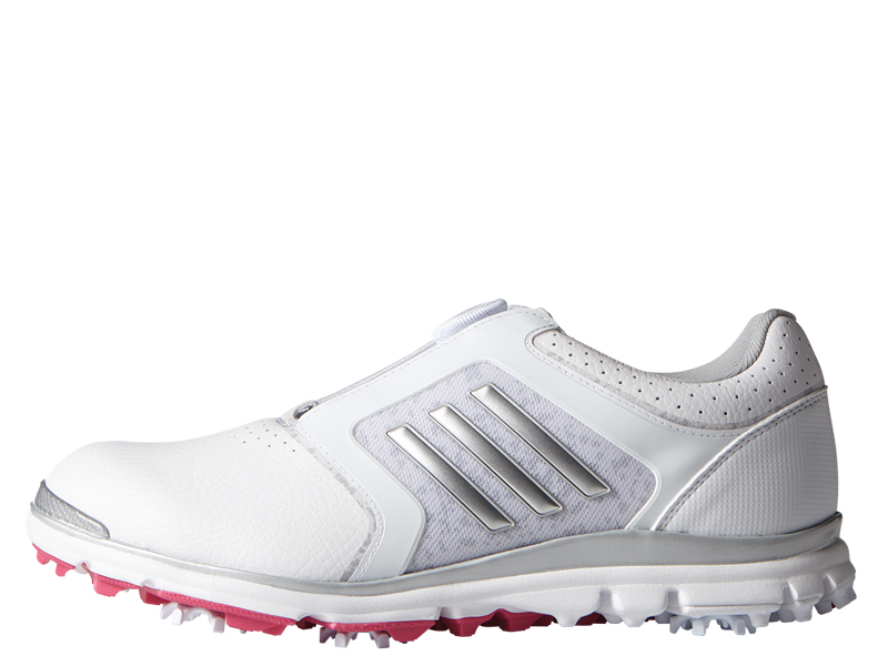 Adidas Women's adistar Tour BOA shoe review review - Golf Monthly