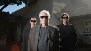 John Carpenter and band