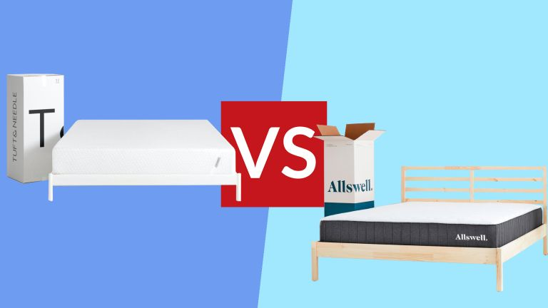 Allswell Original vs Tuft & Needle mattress