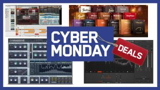 The best Cyber Monday music software deals: DAW, plugin and sample