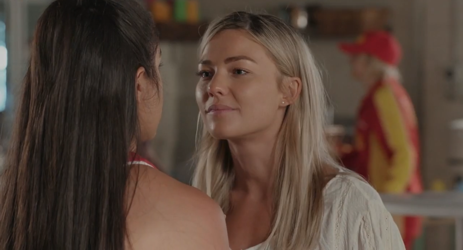 Home and Away, Jasmine Delaney, Willow Harris