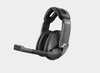 Sennheiser's new wireless gaming headset promises 100-hour battery life