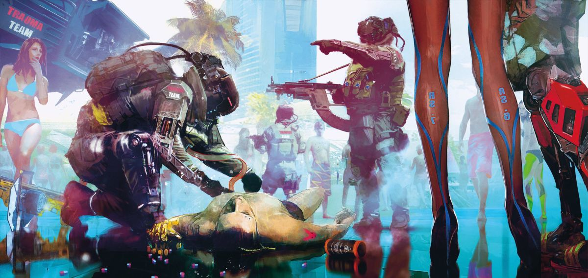 Cyberpunk 2077: Everything we learned from the jam-packed E3 demo