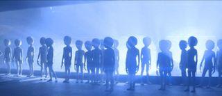 humanoid aliens