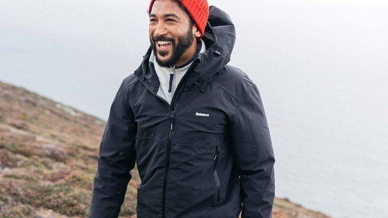 Finisterre Stormbird waterproof jacket review