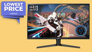 LG UltraGear 144Hz gaming monitor hits lowest price