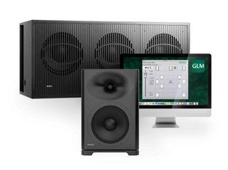 Genelec Unveils High-SPL Smart Active Monitors