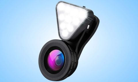 Amir Phone Camera Lens with LED Light - Full Review and Benchmarks
