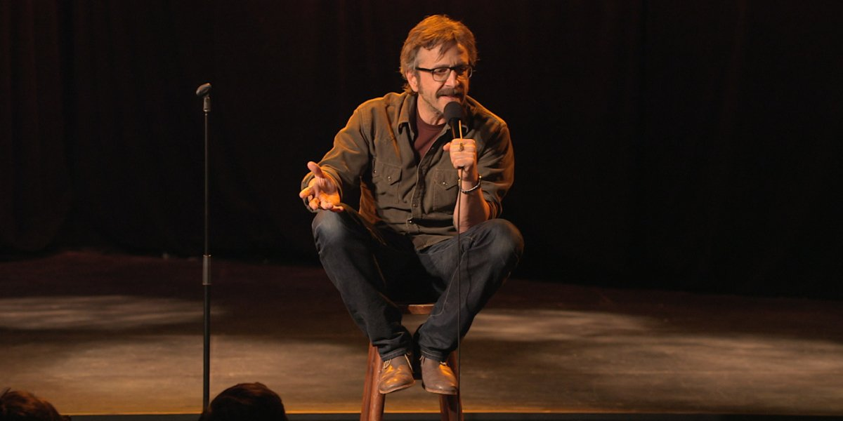 Marc Maron in Thinky Pain