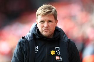 Eddie Howe File Photo