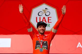 UAE Tour 2020 2nd Edition 5th stage Al Ain Jebel Hafeet 162 km 27022020 Adam Yates GBR Mitchelton Scott photo Dario BelingheriBettiniPhoto2020