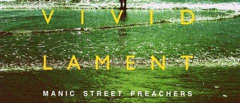 Manic Street Preachers - Ultra Vivid Lament artwork
