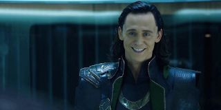 Tom Hiddleston as Loki in The Avengers (2012)