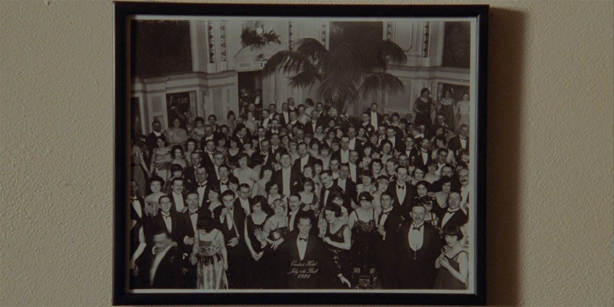 Jack Nicholson as Jack Torrance in The Shining July 4th Ball 1921 photo