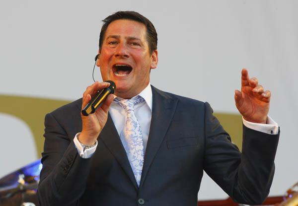 Tony Hadley: Macca was wrong for Olympics opening
