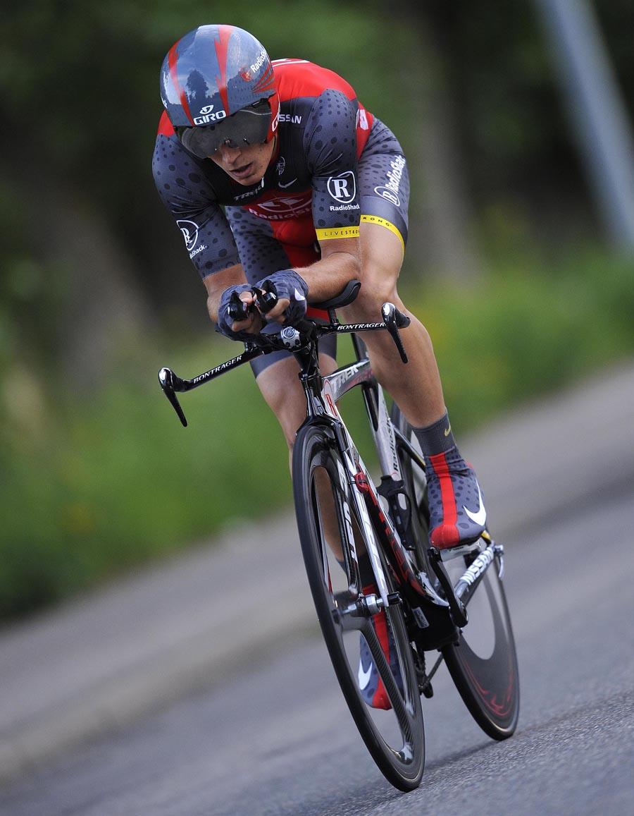 Matthew Busche, Tour of Denmark 2010, stage 5 TT
