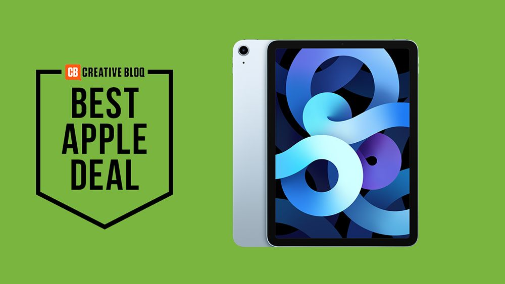 The iPad Air just hit a record low price this Prime Day