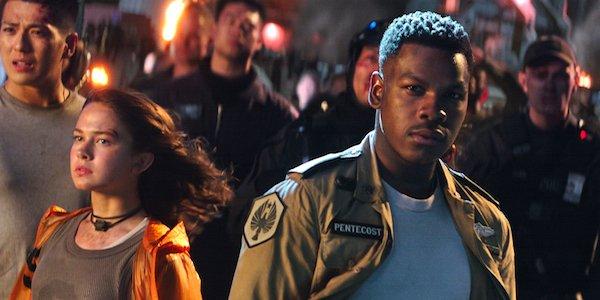 John Boyega in Pacific Rim Uprising