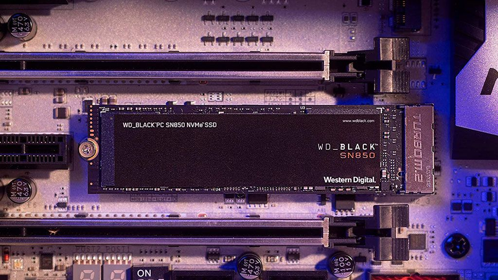 WD is fixing a bug that makes Black SN850 SSDs run slow on X570 motherboards