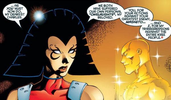 Lilandra X Men Comics