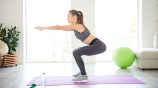 Do this workout instead of a squat challenge