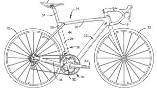 Specialized road suspension patent 2021