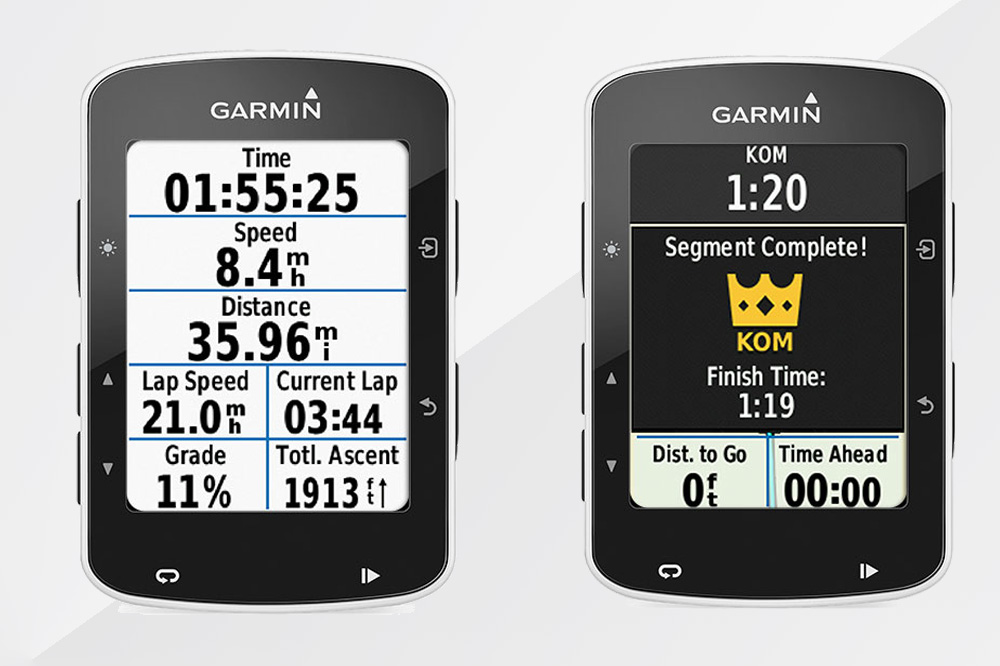 11c4c41e48a Garmin Edge 520 vs 820: what's the difference? - Cycling Weekly