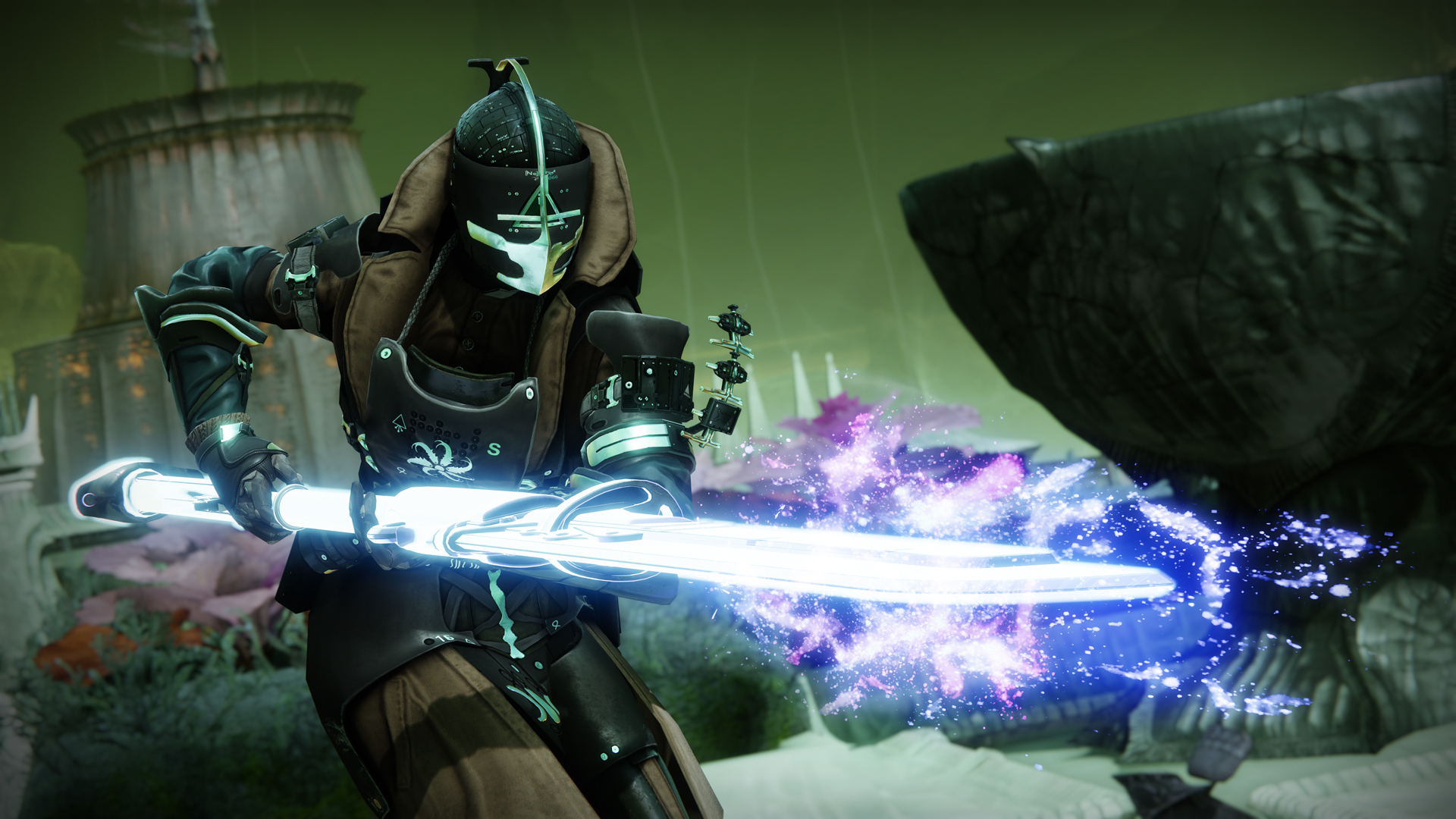 Destiny 2 screenshots from The Witch Queen expansion