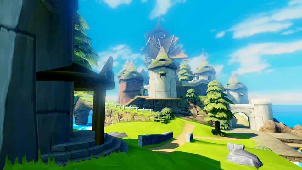 Legend Of Zelda: Wind Waker HD Coming To Wii U #25358