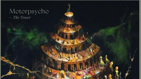 Motorpsycho - The Tower album artwork