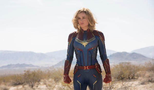 Captain Marvels Movie What We Know So Far Cinemablend